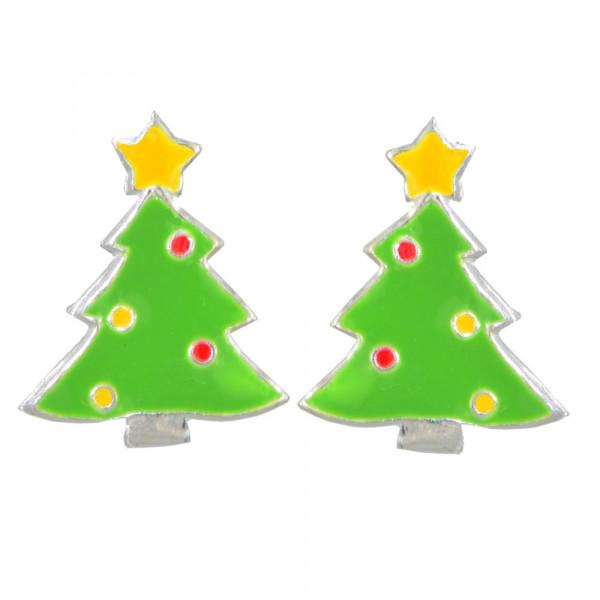 OS Tannenbaum grün 925 Silber