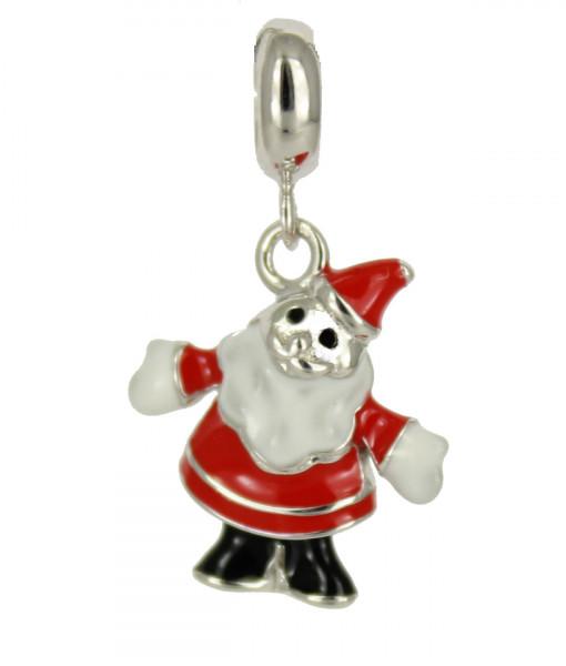 AH Weihnachtsmann 3D 925 Silber