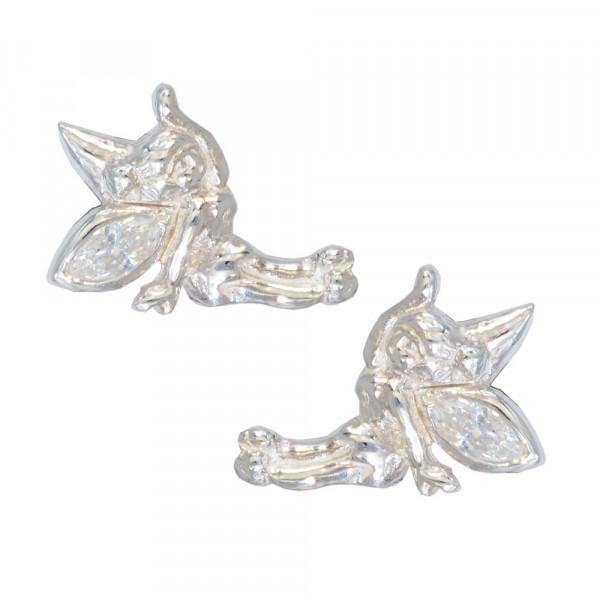 OS 925 Elfe mit Kristall