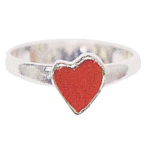 *Herz Ring