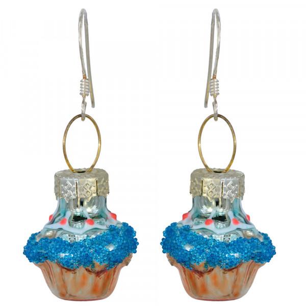 OH Cupcake bleue