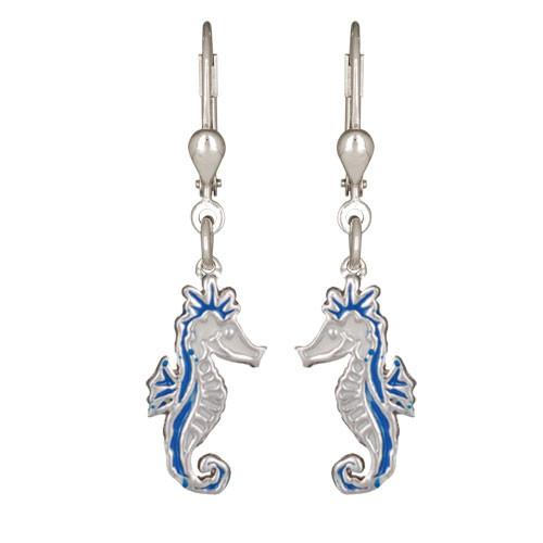 Seepferdchen Ohrhänger