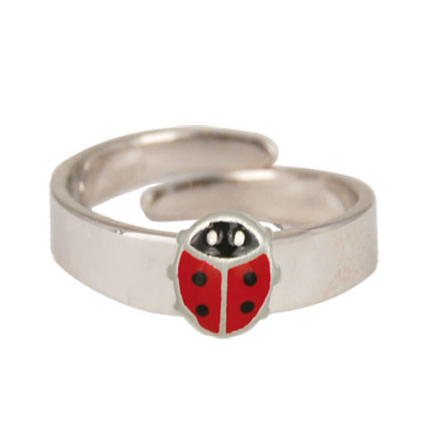 Marienkäfer Ring