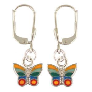 Schmetterling Ohrhänger