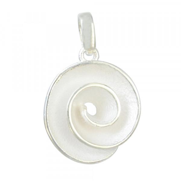 AH Spirale 20 mm 925 Silber