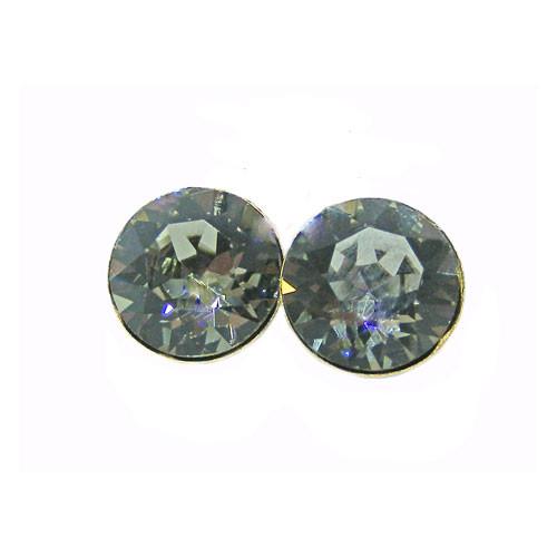 OS black diamond 6 mm with crystals from Swarovski ®