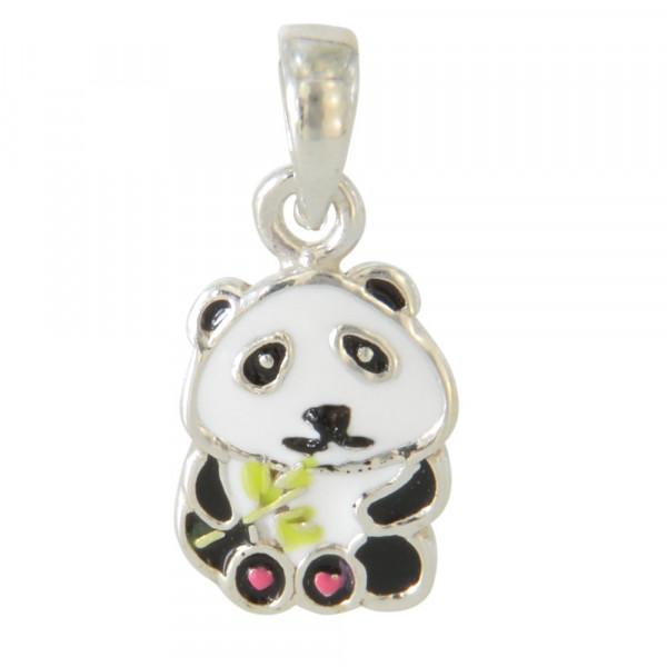 Anhänger 925 Silber Panda