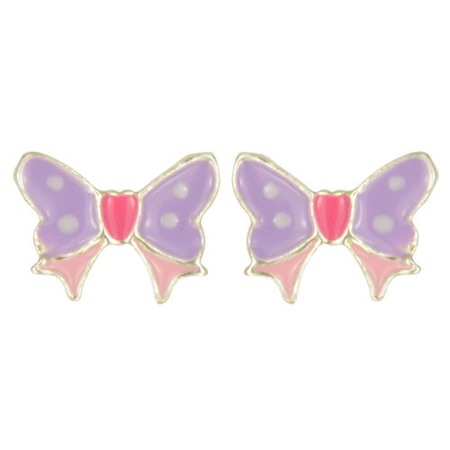 *OS lila/pink Schmetterling Schwalbenschwanz