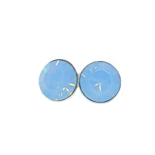 OS air blue opal 6 mm with crystals from Swarovski ®