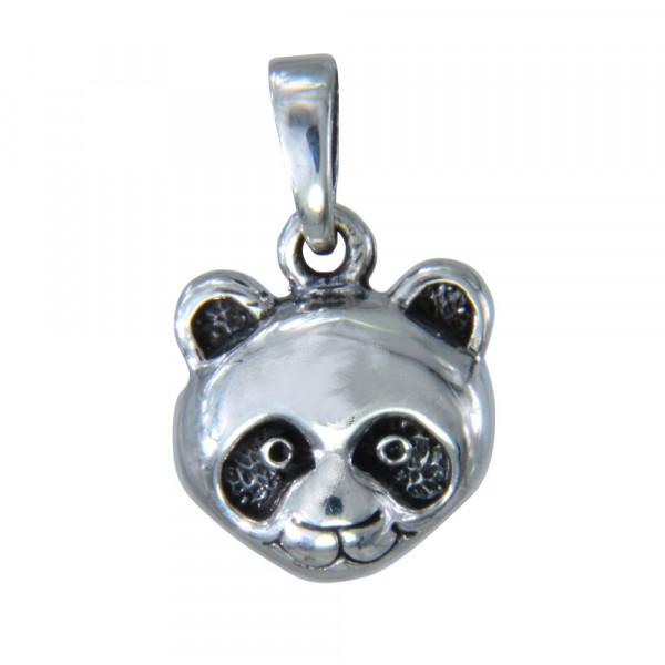 AH Pandakopf 925 Silber