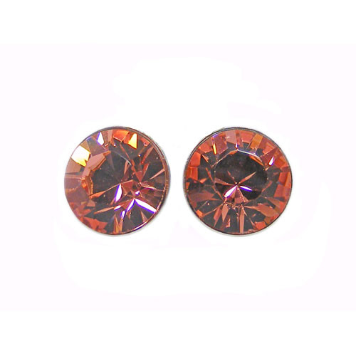 OS Kristall Rose Peach 6 mm