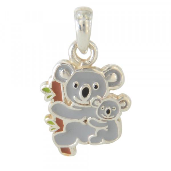 Anhänger 925 Silber Koala