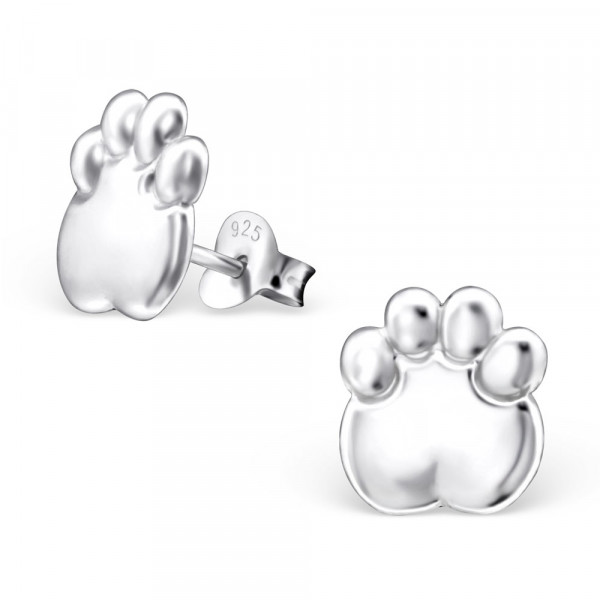 OS Tierpfote 925 Silber