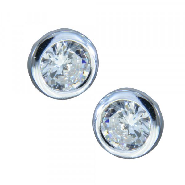 OS 10 mm Kristall weiß