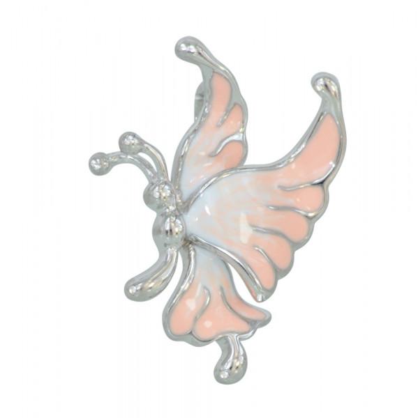 *AH rosé Schmetterling 925 Silber