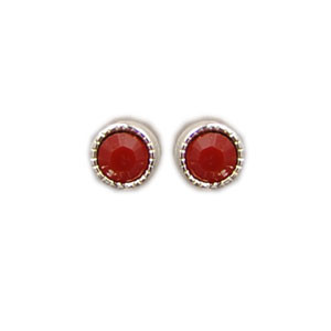 OS dark red coral 3 mm