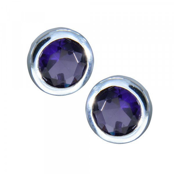 OS 10 mm Kristall amethyst