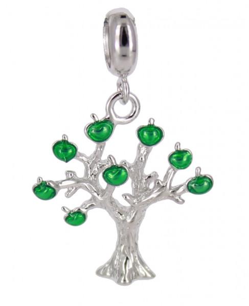 *AH Baum plastisch 3D 925 Silber