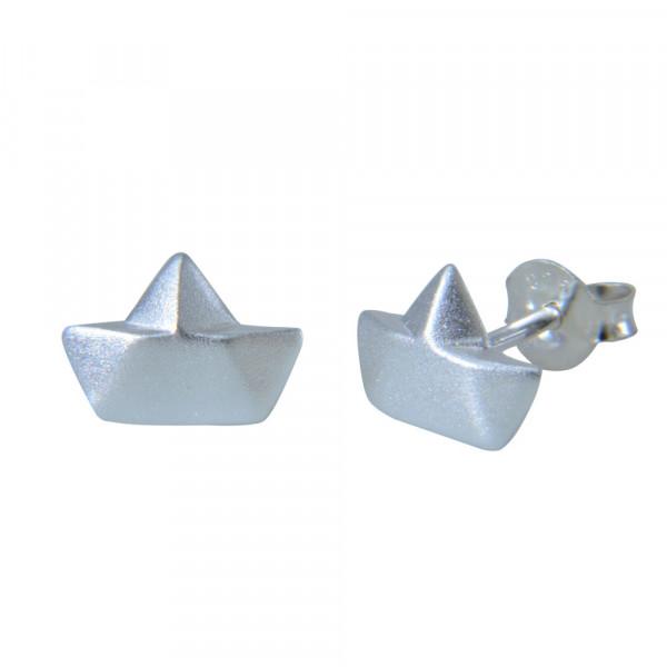 OS Faltboot mattiert 925 Silber