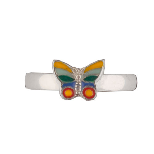 Ring Schmetterling 925 Silber