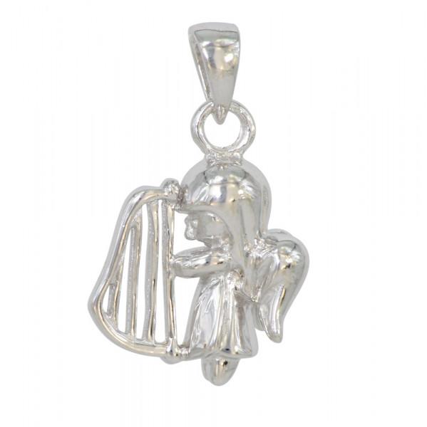 AH Harfist 925 Silber rhod.