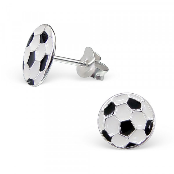OS Fußball 925 Silber