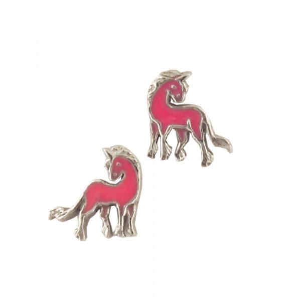 OS rosa Einhorn 925 Silber e-coated