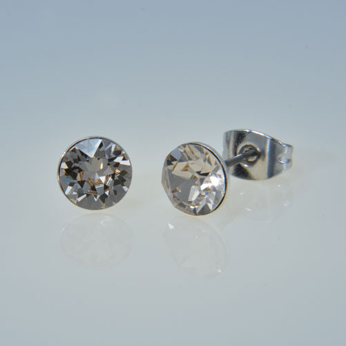 OS lt. silk 6 mm with crystals from Swarovski ®