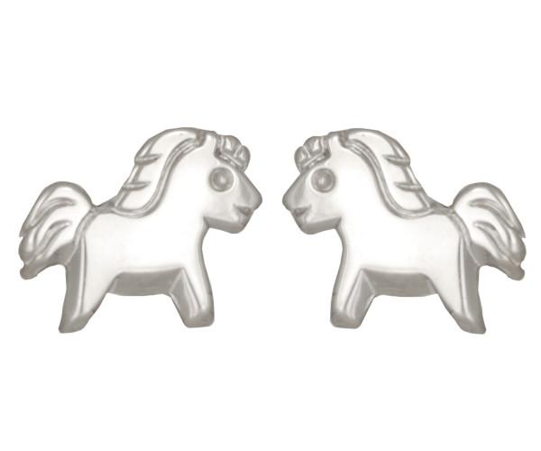 OS Pony 925 Silber e-coated