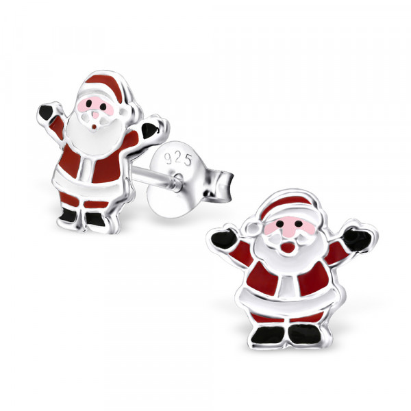 OS Weihnachtsmann ganz rot schwarz